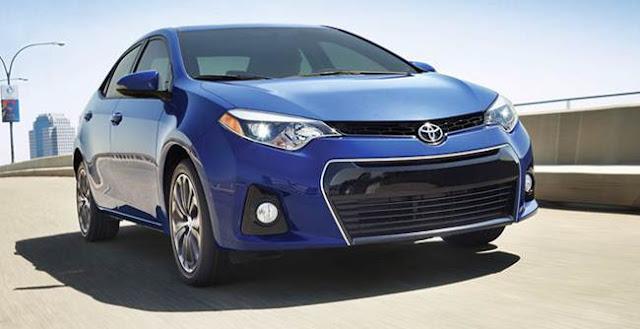 2018 Toyota Corolla Specs