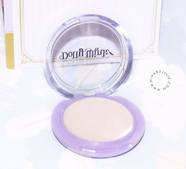 Dolly Wink Cream Eyeshadow 02 review