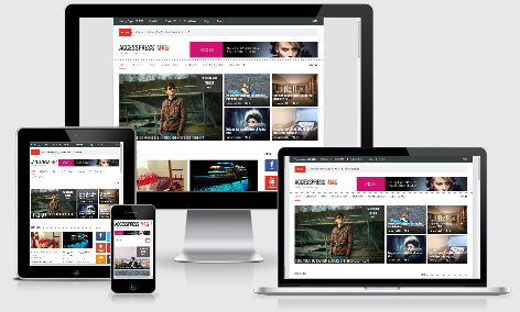 Accesspress Magz, Theme Wordpress SEO Premium Free Gratis Download