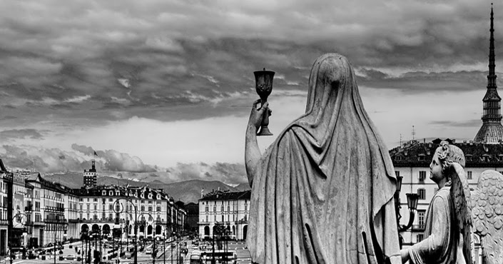 Un matrimonio a Torino tra mistero e magia