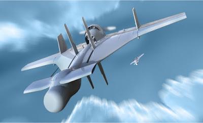 Industri Militer Israel Pamerkan Pesawat Bunuh Diri Terbaru.