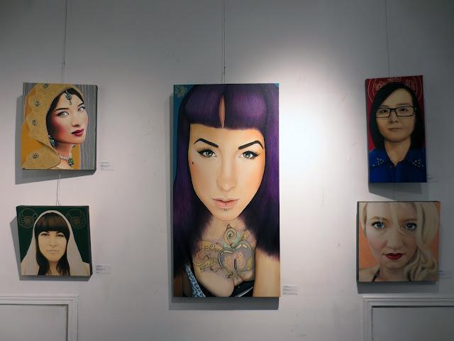 art, artist, artwork, painting, paint, portrait, portrait painting, portrait artist, beauty, beauty art, indian beauty, original artwork, malinda prudhomme, toronto artist, toronto art, toronto portrait artist, canadian artist