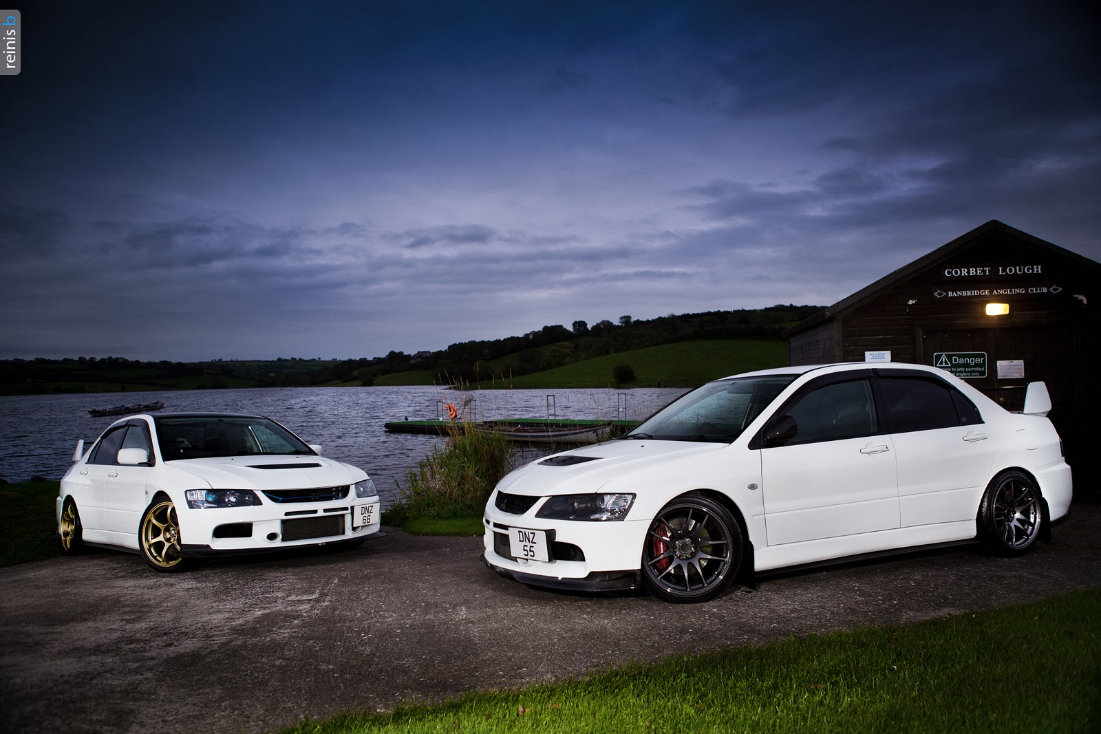 reinis babrovskis photography mitsubishi lancer evo ix gt duo. Black Bedroom Furniture Sets. Home Design Ideas