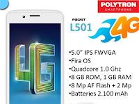 firmware polytron l501 dan w1350