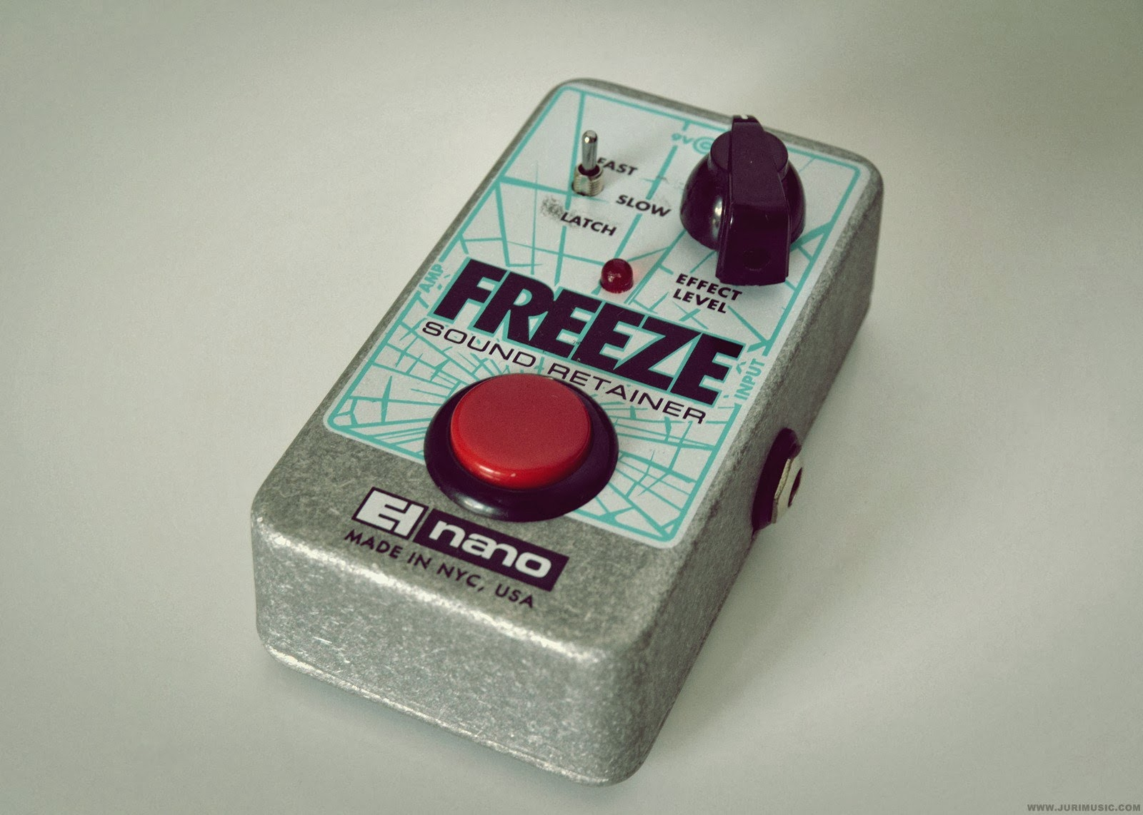 electro harmonix freeze switch mod live looping guitar effects geekery. Black Bedroom Furniture Sets. Home Design Ideas