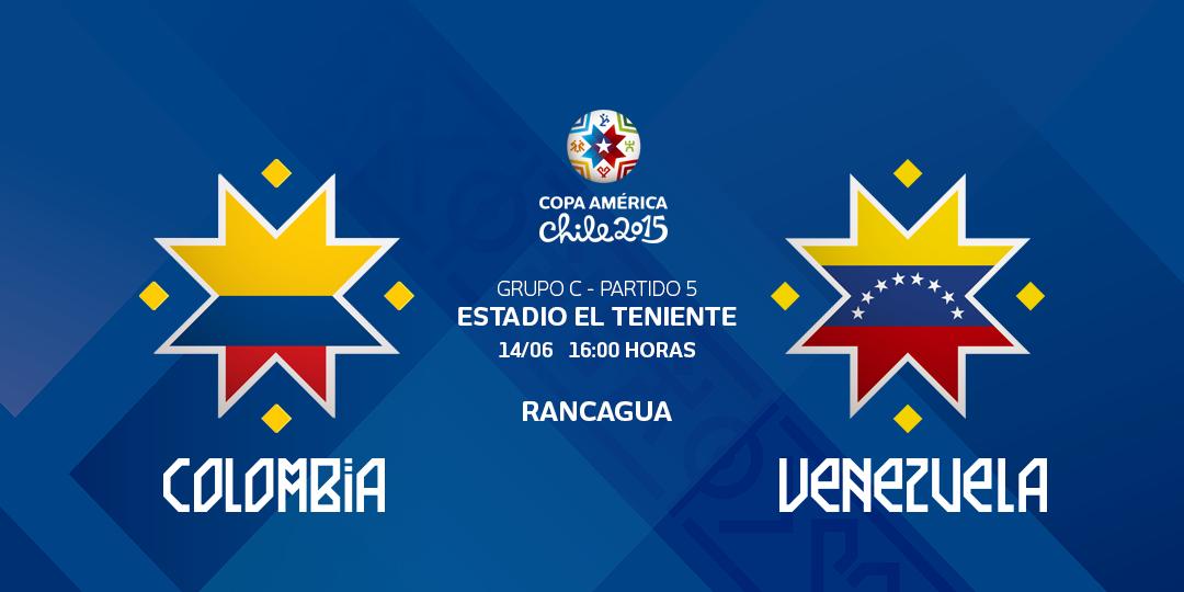 colombia vs venezuela en vivo hoy gratis