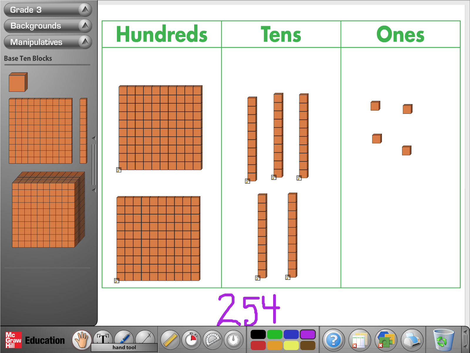 FREE Virtual Math Manipulatives for Chromebook and Computer