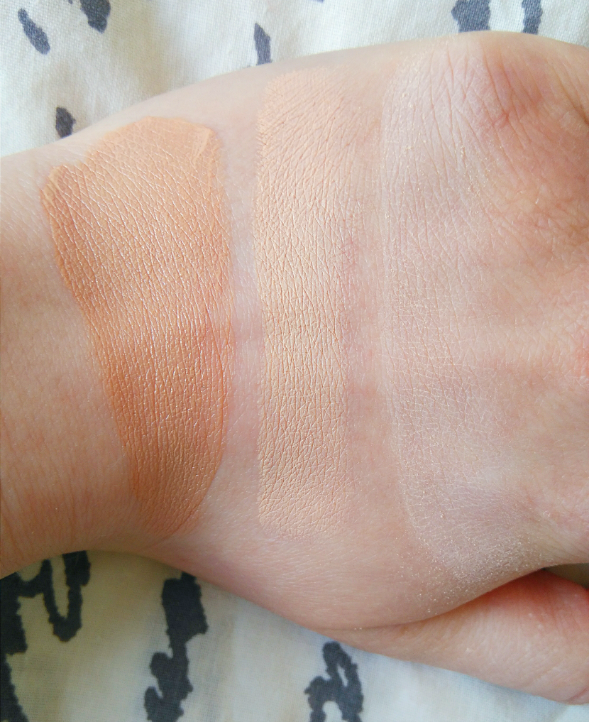 Summer Base Swatches