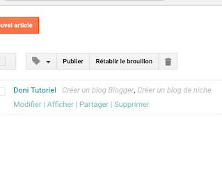 Démarrer un Blog avec Bloggueur