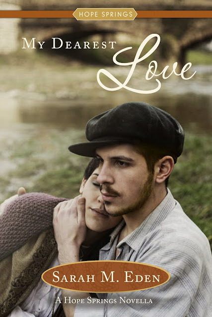 Cover Reveal: My Dearest Love by Sarah M. Eden