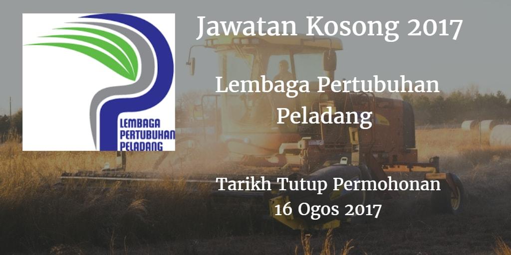 Jawatan Kosong LPP 16 Ogos 2017