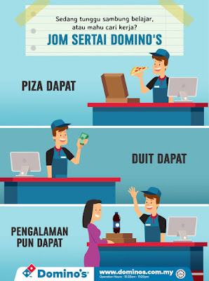Domino's Pizza Malaysia Job Vacancies