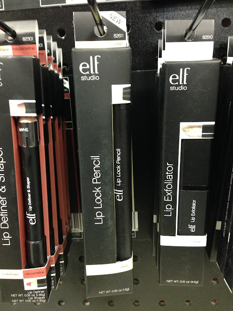 e.l.f display in iMart, The Walk www.modenmakeup.com