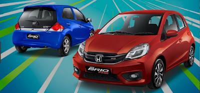 All New Honda Brio 2018