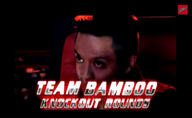 The Voice of the Philippines Season 2 Team Bamboo is Up next to Knock Out Rounds