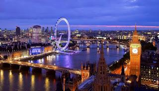 Sungai Thames - Inggris