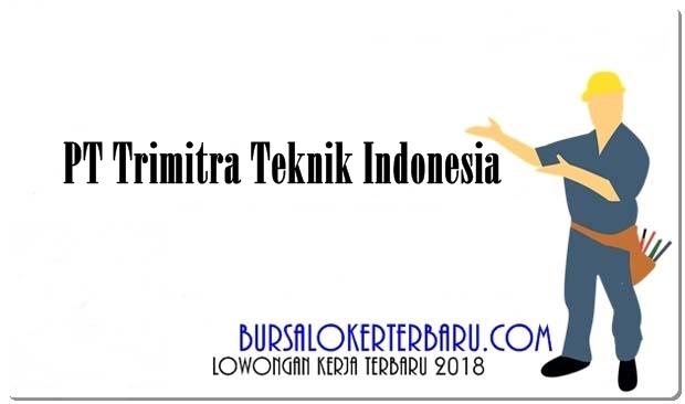 PT Trimitra Teknik Indonesia