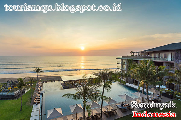 Tourist Attractions on the Island of Bali Which Must be Visited