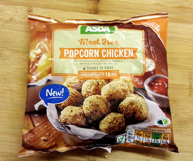 ASDA Meat Free Popcorn Chicken