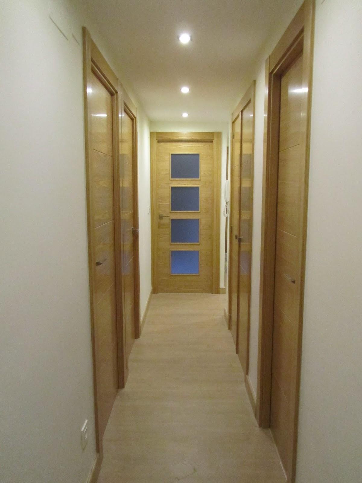 Puertas Blancas Con Parquet Fabulous Cmo Combinar La Tarima Con  ~ Color Paredes Para Puertas Blancas
