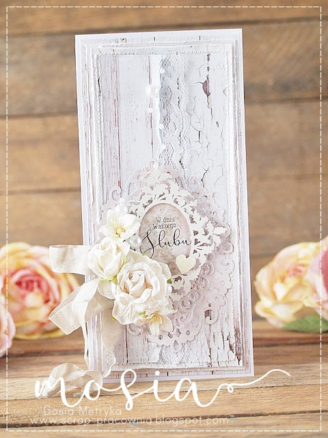 drewniany ślub / a wooden wedding