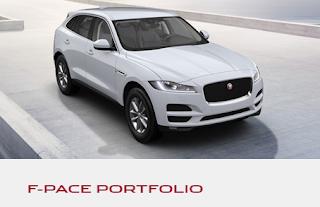 jaguar f-pace allestimento portfolio prezzi prezzo