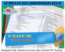 Contoh File Administrasi Guru dan Sekolah 2017 Terlaris
