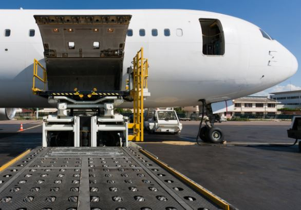 Boeing 777F payload