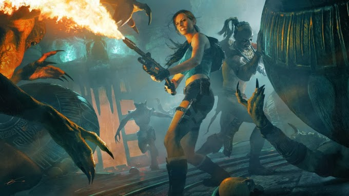 Lara Croft and the Guardian Light is free on Xbox Live this week
