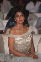 Shriya Saran in Stunning White Off Shoulder Gown at Nakshatram music launch ~  Exclusive (47).JPG