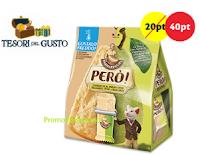 Logo Parmareggio Però per Tesori del Gusto: punti doppi e coupon