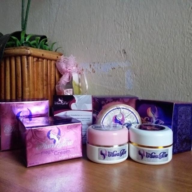 Aura Glow Magic Cream
