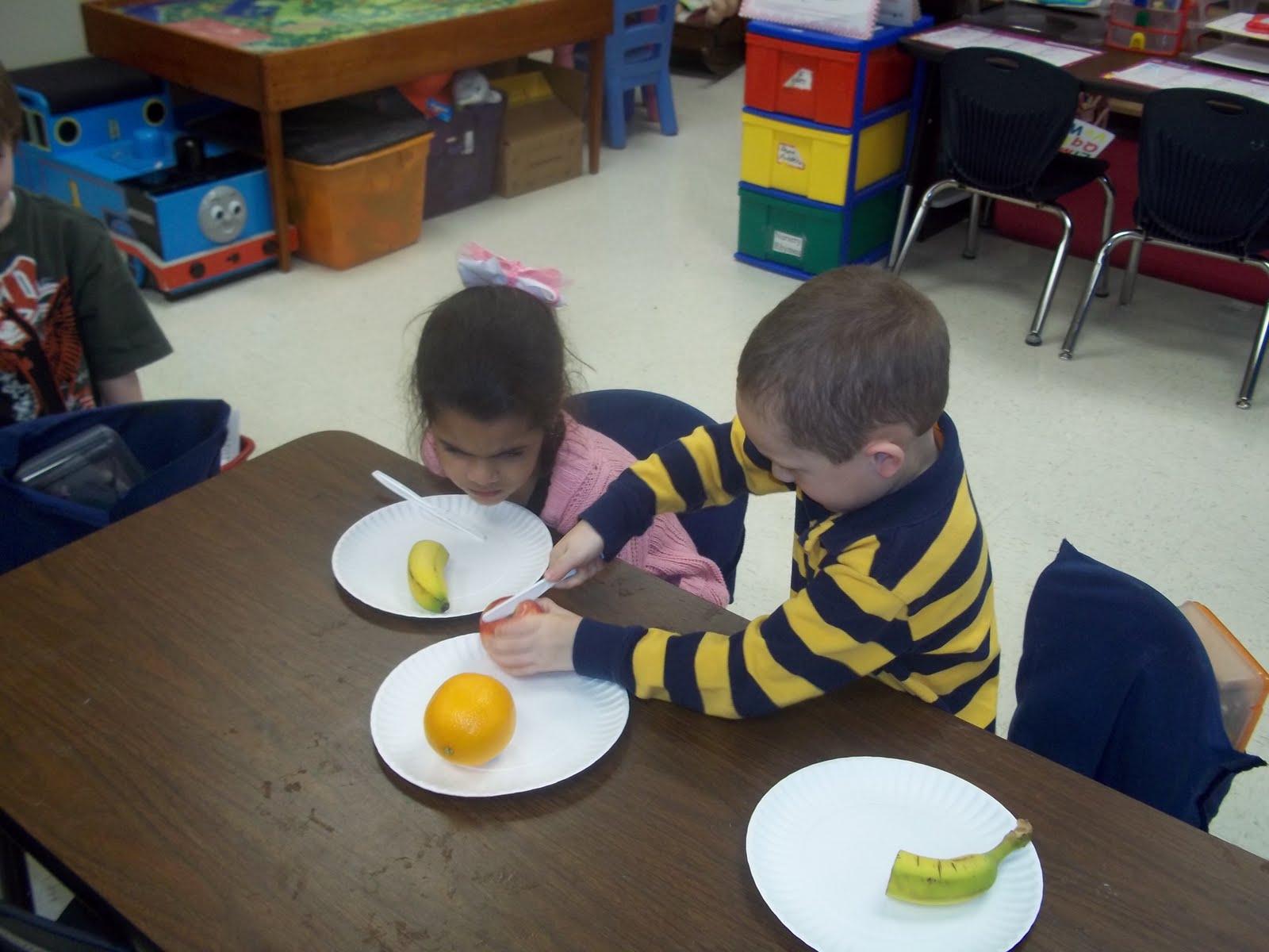 Kinder Garden: Mrs. Wood's Kindergarten Class: Give Me Half