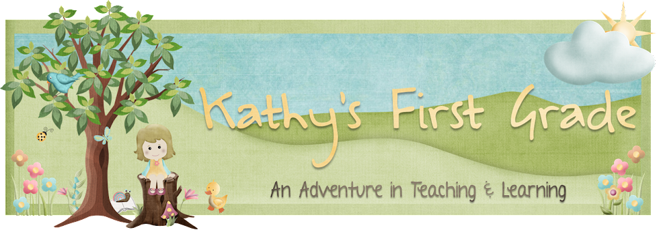 Kathy's First Grade Adventure