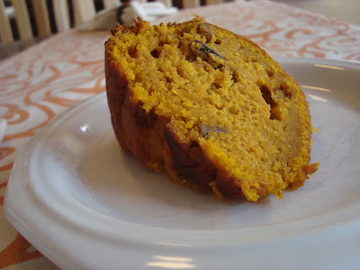 Recipes From Out Of The Blue Pumpkin Pecan Pound Cake