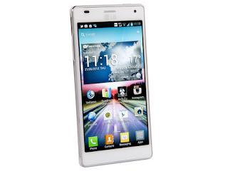 LG Optimus 4X HD Smartphone