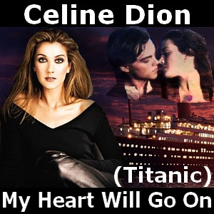 Celine Dion - My Heart Will Go On (Titanic) - Acordes D Canciones