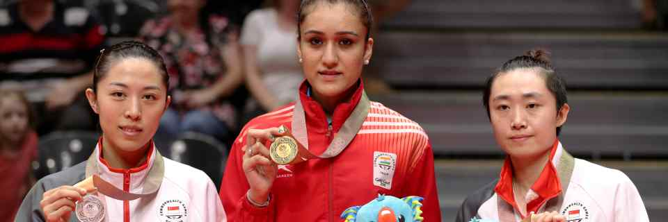 CWG: Golden Girl Manika Batra Wins Singles Final, Bags Third Medal