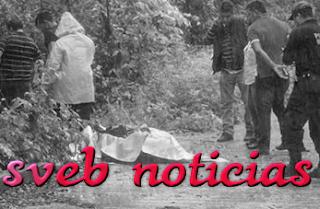 Hallan cuerpo putrefacto y descuartizado en Escolín de Papantla Veracruz