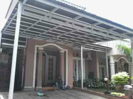 Harga Kanopi Galvalum  di Malang ION REKLAME MALANG