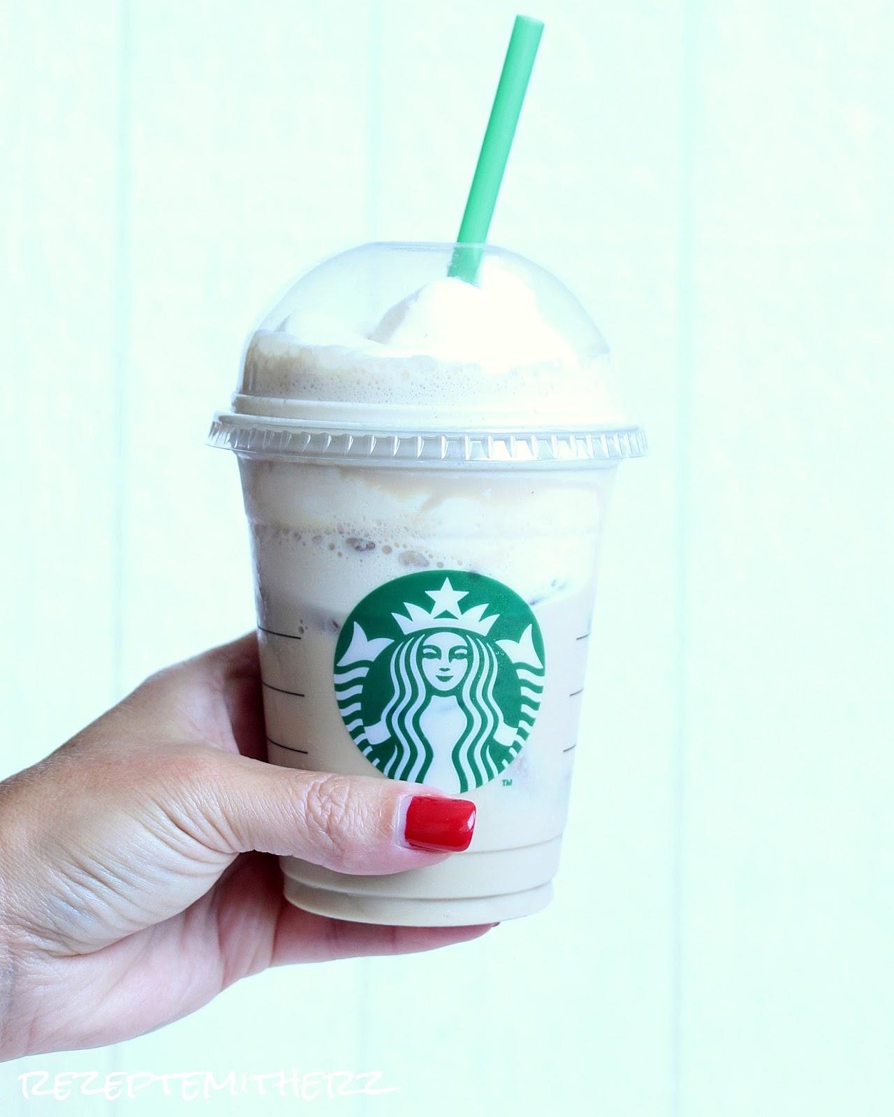 Rezepte mit Herz: Iced White Chocolate Mocha ♡ Starbucks Copycat