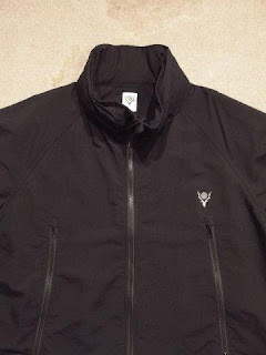 "South2 West8 ""Weather Effect Jacket - Nylon Tussore"""