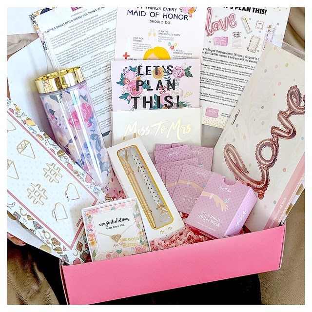 Miss to Mrs. Box, Bridal Subscription box, love, wedding planning, summer contest, summer giveaway