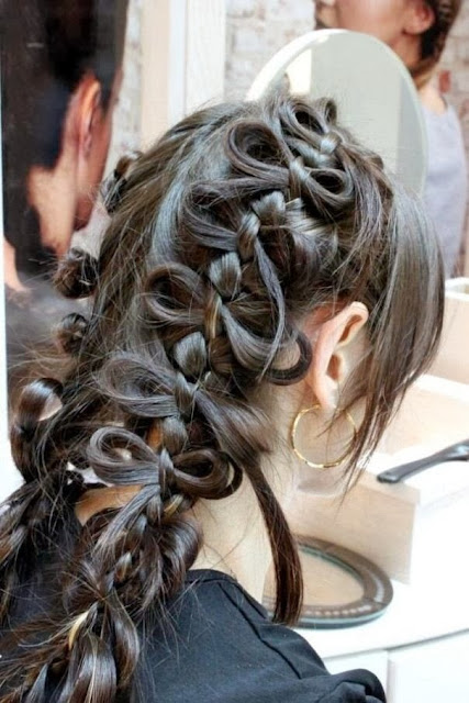 Super Hair Style for Super Girls