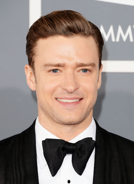 justin timberlake hairstyle men