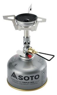 ソト(SOTO)  マイクロレギュレーターストーブ ウインドマスター SOD-310