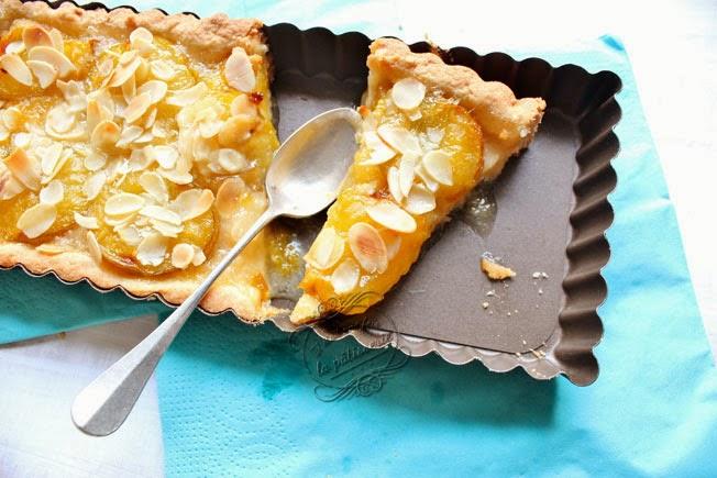 recette de tarte aux prunes