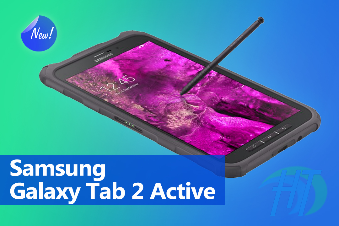 Samsung Galaxy Tab Active 2 drop and water proof tablet