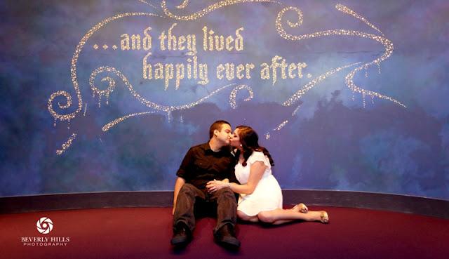 Disneyland Engagement Photos - Mari and Erick