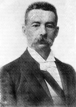 Retrato de Eduardo López de Romaña